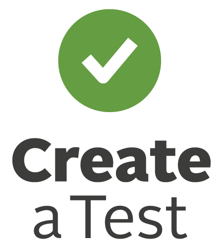 Create a Test logo